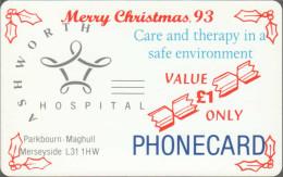 UK - Autelca - Cambridge Telephones - CAM-015 - £1 - 1.000 Ex. - MINT - RR - Royaume-Uni