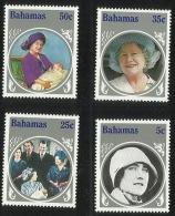 Bahamas 1985 Queen Mother Birthday  MNH