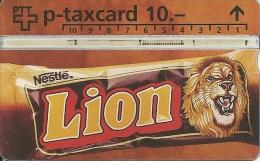 PTT p: 410L Nestl� Lion
