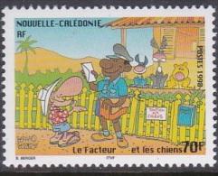 New Caledonia 1998 Postman Dogs MNH - Neukaledonien