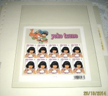 OCB 3922 **  YOKO TSUNO. LELOUP. PHILATELIE DE LA JEUNESSE. JAPON. MNH / BD - Comic- Strips - Pl 1 - VERY RARE!