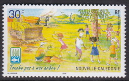 New Caledonia 1999 Nature Protection MNH - Neukaledonien