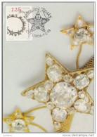 Portugal Carte Maximum Maxicard Bijoux Jewelery Collier Trésor Reel 1992 (2 Scans) - Tarjetas – Máximo