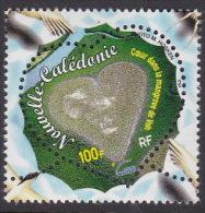 New Caledonia 2000 Mangrove Heart MNH - Usati