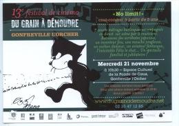 """Gonfreville L´Orcher 13è Festival De Cinéma """"du Grain à Démoudre"""" - Altri Comuni"""