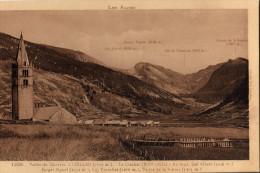 CP France 1239 Hautes Alpes  Vallée De Queyras Ceillac, Le Clocher, Col Albert, Col Tronchet - Altri Comuni