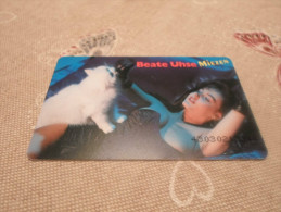 GERMANY - RARE Private Phonecard Erotic Beate Uhse - Deutschland