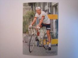CYCLISME CICLISMO RADSPORT WIELRENNEN :  Agostino  COLETTO GHIGI   Reproduction - Cyclisme