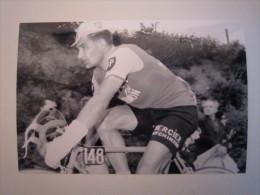 CYCLISME CICLISMO RADSPORT WIELRENNEN :  Raymond POULIDOR  MERCIER Main Dans Le Plâtre  Reproduction - Cycling