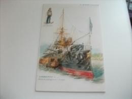 STORIA POSTALE FRANCOBOLLO ITALIA  ELEZIONI PARLAMENTO EUROPEO  NAVE SHIP UMBERTO I MARINA ITALIANA - Guerra