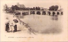 AUXERRE - Le Pont Paul Bert - Auxerre