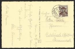 "Bahnpost   ""Wien - Graz   Nr. 10""   1936 - Austria"