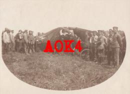 1917 Pronville Arras Cambrai Avion Flugzeug RFC RAF Bourlon Inchy Moeuvres Jasta Sopwith Pup 54 Squadron - Guerre 1914-18
