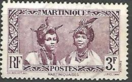 MARTINIQUE  N� 151 OBL TB