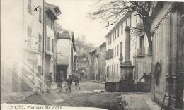 83 LE LUC FONTAINE Ste ANNE TBE - Le Luc