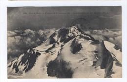 Alpes De Savoie Environs De Bonneval-sur-Arc La Ciamarella, Vue De L'Albaron - Bonneval Sur Arc