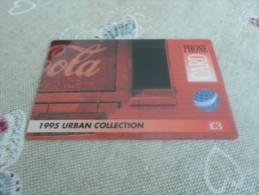 UNITED KINGDOM - Nice Prepaid Phonecard Coca-Cola - Regno Unito