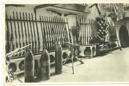 68 CPA Photo Saint Amarin Armes Section Guerre Musee Serret 1944 45 - Saint Amarin