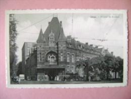 CPSM LIEGE -  HOPITAL DE BAVIERE - ECRITE EN 1953 - Liege