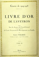 """Guerre De 14-18 - Aveyron - Extrait Des Morts """"pour La France"""" De La Commune De Rignac - - History"""