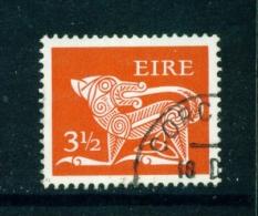 IRELAND  -  1971+  Celtic Symbol Definitives  Decimal Currency  31/2p  Used As Scan - Oblitérés