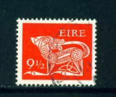 IRELAND  -  1971+  Celtic Symbol Definitives  Decimal Currency  91/2p  Used As Scan - Oblitérés