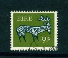 IRELAND  -  1968+  Celtic Symbol Definitives  9d  Used As Scan - Oblitérés