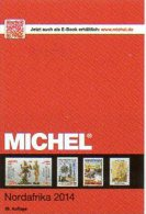 MICHEL Africa Part 4/1 Catalog 2014 New 80€ Nordafrika Egypt Algerien Äthopia Libya Marokko Somalia Sudan Tanger Tunesia - Catálogos