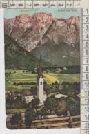 Tirolo Tirol  Gruss Aus Rinn  Bettewurf Spitze - Hall In Tirol