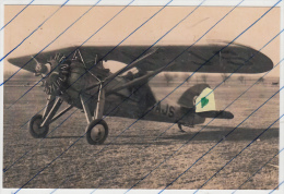 Foto photo franz�sisches Flugzeug Morane Saulnier MS230 Kennung D-IAJS Beute avion aeroplane aircraft