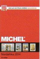 MICHEL Africa Part 4/1 Catalog 2014 New 80€ Nordafrika Egypt Algerien Äthopia Libya Marokko Somalia Sudan Tanger Tunesia - Livres & CDs