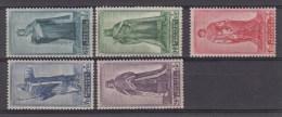 Nr 751/755 **, Cote = 63 € (X13003) - Belgique