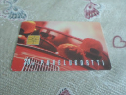 FINLAND - nice phonecard