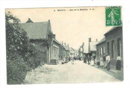 MARETZ - Rue De La Marlette - Non Classificati