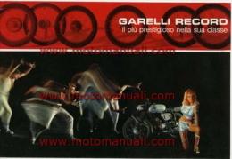 Garelli RECORD 50 1967 Depliant Originale Genuine Brochure Prospekt - Motos
