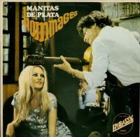 * LP *  MANITAS DE PLATA - HOMMAGES (Brigitte Bardot Cover)(England 1967) - Instrumentaal