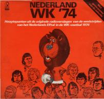 * LP *  NEDERLAND WK '74 (Holland 1974) - Voetbal
