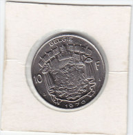 10 FRANCS Nickel 1976 FL - 1951-1993: Baudouin I