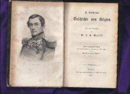 GESCHICHTE VON BELGIEN Von 1863 - 2. Middle Ages