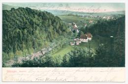AK BREMKE GLEICHEN B. Göttingen - Blick Auf Gasthaus Jütte 1905 - Goettingen