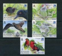 """Pitcairn - Mi.Nr. 831 / 835 - """"Vögel Der Henderson-Insel"""" ** / MNH (aus Dem Jahr 2011) - Pitcairn"""