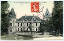 Saint-Sauveur-Pauillac (33) - Château Peyrabon - Circulé En 1907 - Autres Communes