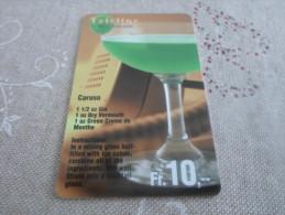 SWITSERLAND - nice prepaid phonecard LOW ISSUE