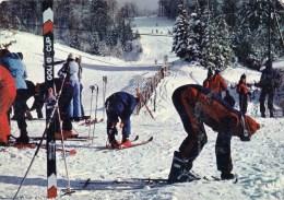 Xonrupt-Longemer - Le Collet, Piste Fontaine Nicole - 1984 - Xonrupt Longemer