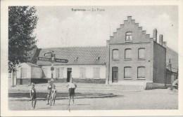 ESPIERRES LA PLACE   (EDIT. SEYNAVE ESPIERRES) - Espierres-Helchin - Spiere-Helkijn