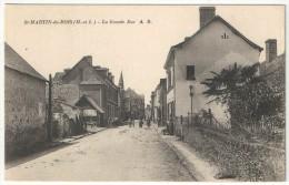 49 - SAINT-MARTIN-DU-BOIS - La Grande Rue - France