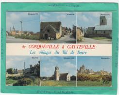 DE COSQUEVILLE A GATTEVILLE VRASVILLE RETHOVILLE NEVILLE GOUBERVILLE - Other Municipalities