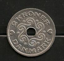 DANMARK 2 Krone 1994 - Denmark
