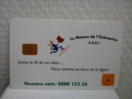 CP 159 La maison (Mintneuve) Only 500 Ex Made Rare