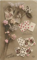 Themes Div-ref H587- Jeux - Le Langage Des Cartes - Theme Langages  - - Cartes à Jouer